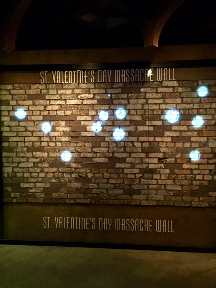 The Real St Valentine S Day Massacre Wall Yelp
