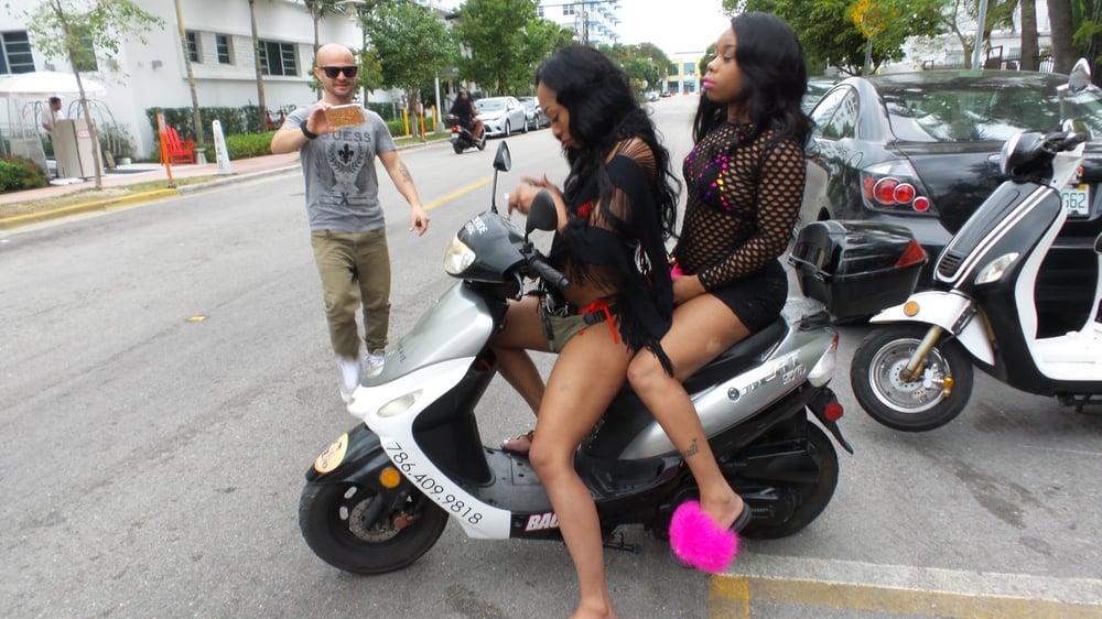 Photo Of Sobe Ride Al Scooters Miami Beach Fl United States