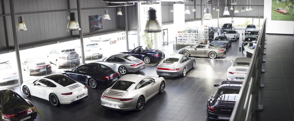 Centre porsche lille concessionnaire auto 31 rue for Garage auto villeneuve d ascq