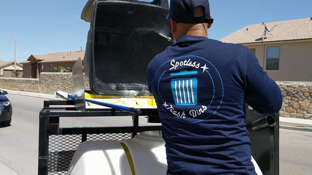 Spotless Trash Bins: El Paso, TX