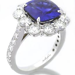 Photo Of David S Diamonds New York Ny United States Custom Ring