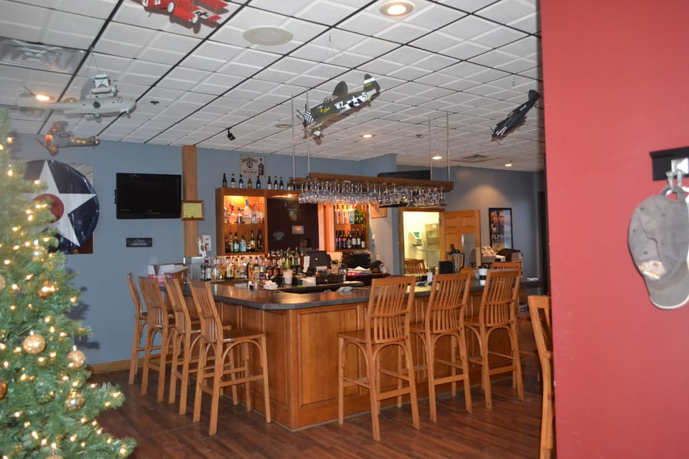 The West Wind Restaurant: 157 Cessna Rd, St. Marys, PA