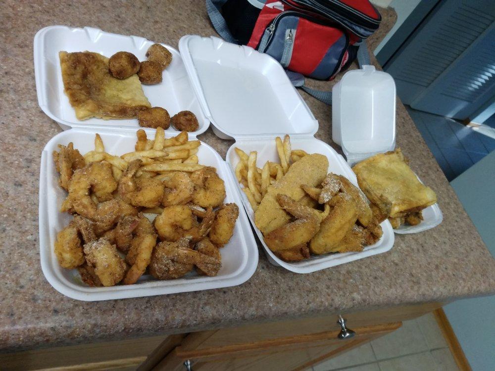 Pop's Fish & Chicken