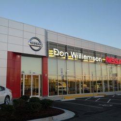 Don Williamson Nissan 25 Photos Car Dealers 310 Western Blvd