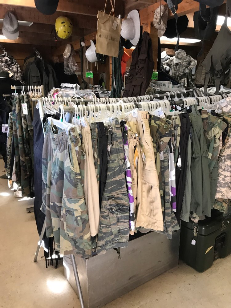 Fatigues Army & Navy Surplus Gear Company: Hawley, PA