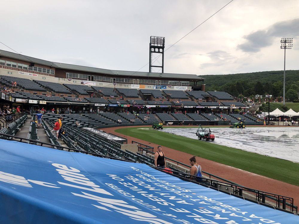 Social Spots from Altoona Curve Baseball