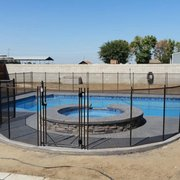 Photo Of Guardian Pool Fence Systems Fresno Ca United States