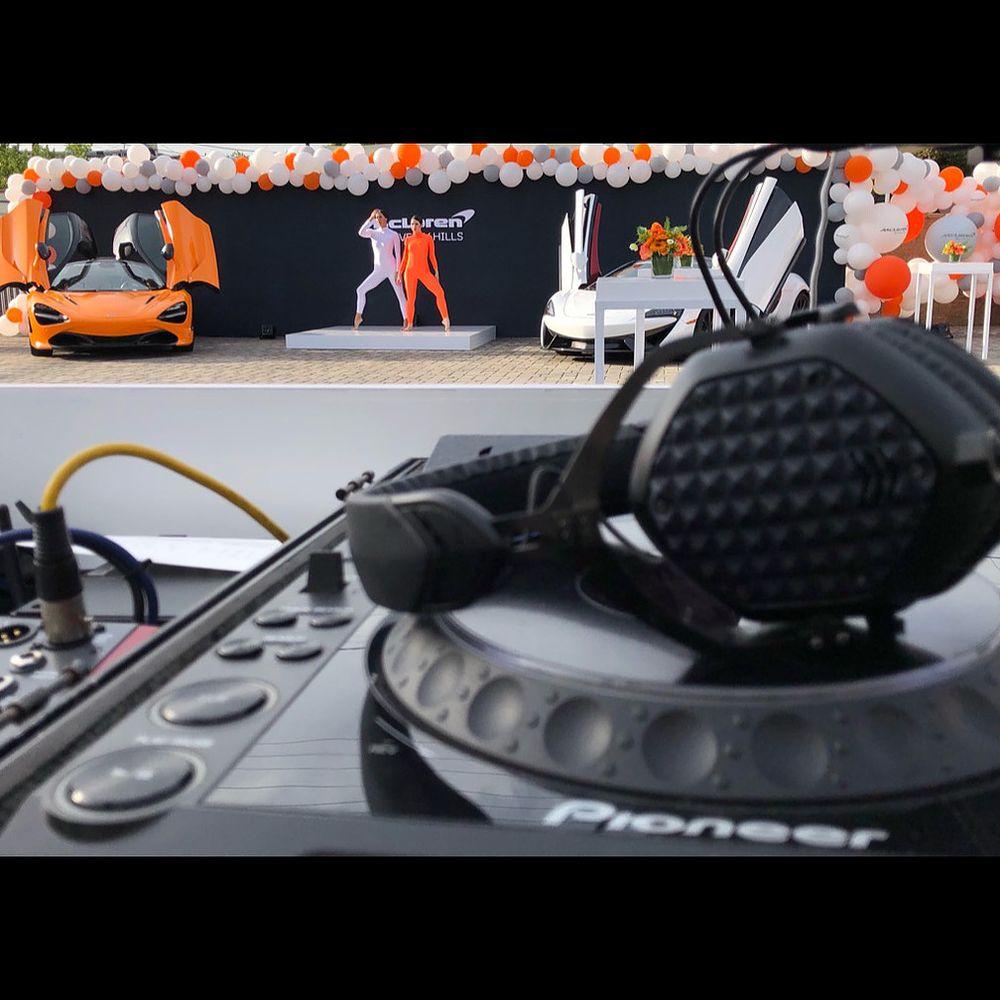 DJ Johnny Hawkes