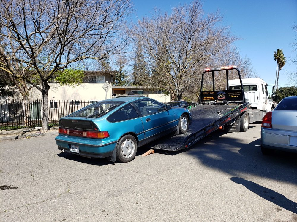 Towing business in Stockton, CA