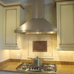Photo Of My Tile Backsplash Lewis Center Oh United States Acanthus Bronze