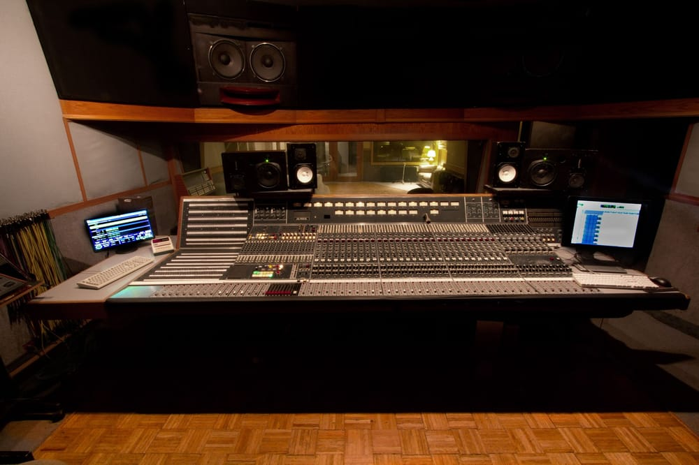 studio a control room neve 8038 console yelp. Black Bedroom Furniture Sets. Home Design Ideas