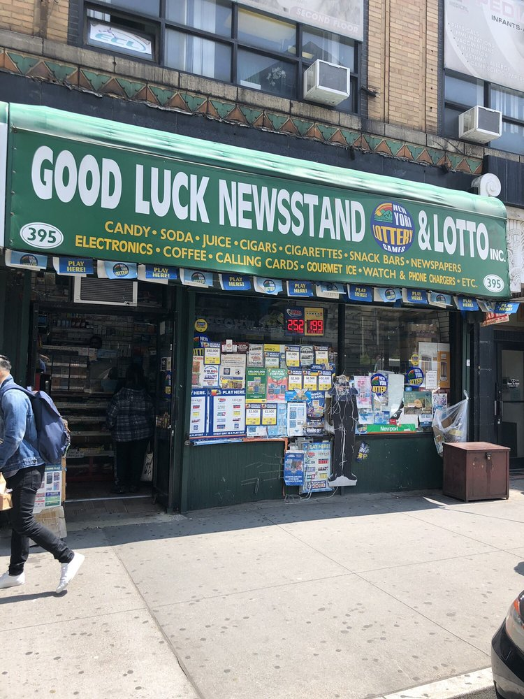 Good Luck Lotto & News Stand