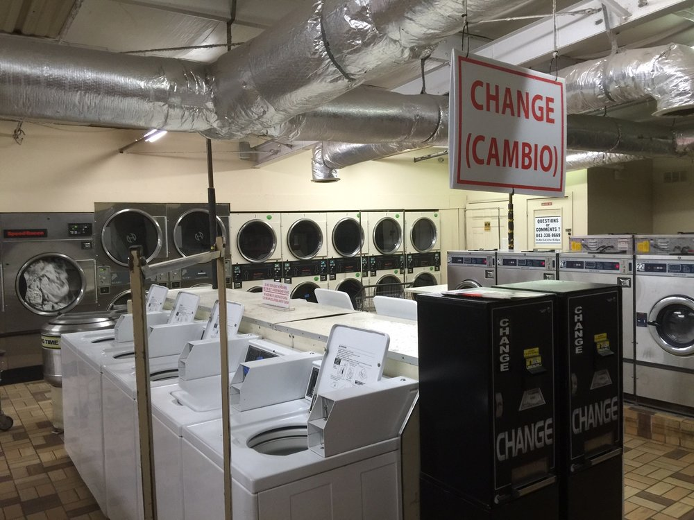 Rpm Coin Laundry: 1 Godfrey Pl, Bluffton, SC