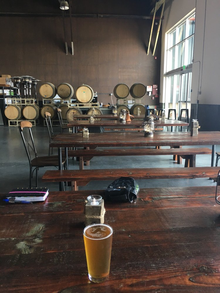 Mare Island Brewing Co - Coal Shed Brewery: 851 Waterfront Ave, Vallejo, CA