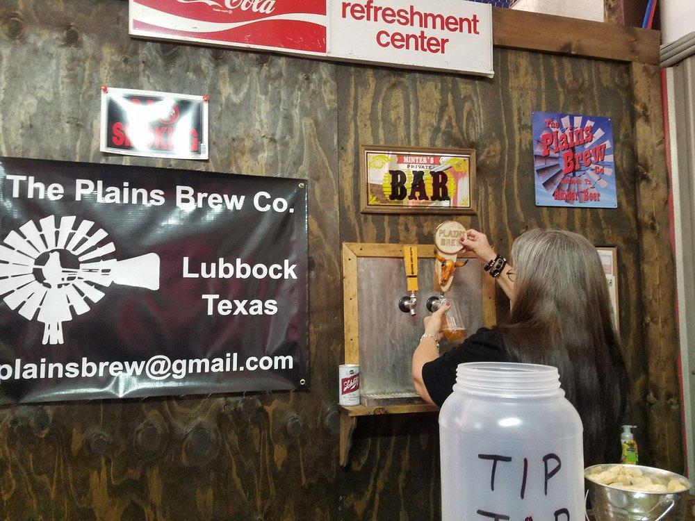 The Plains Brew: 515 N Fm 179, Lubbock, TX