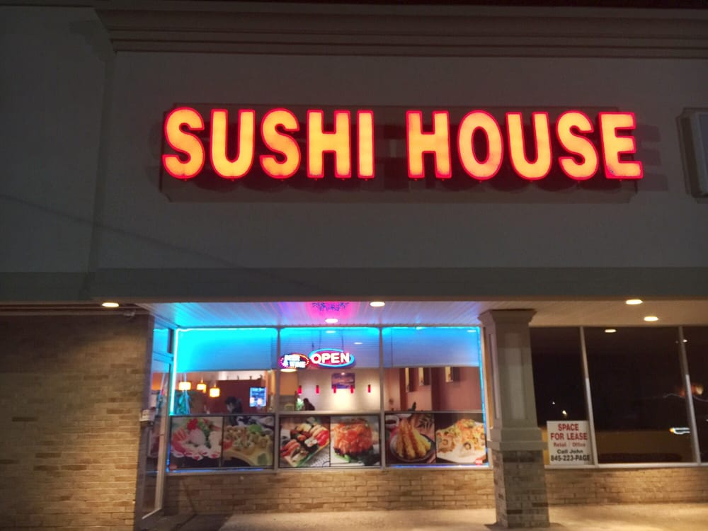 Sushi house coupons