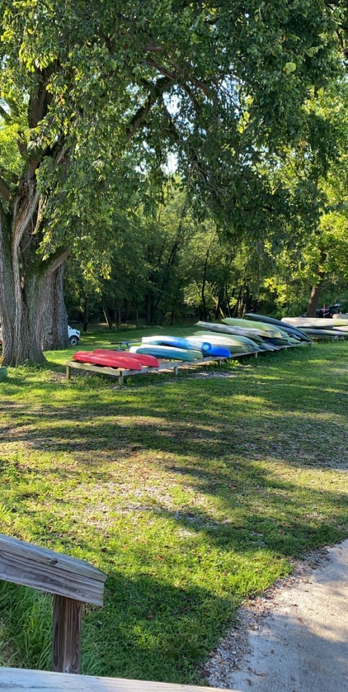 Photo of Old Mill Canoes Rental: Fredericksburg, IN
