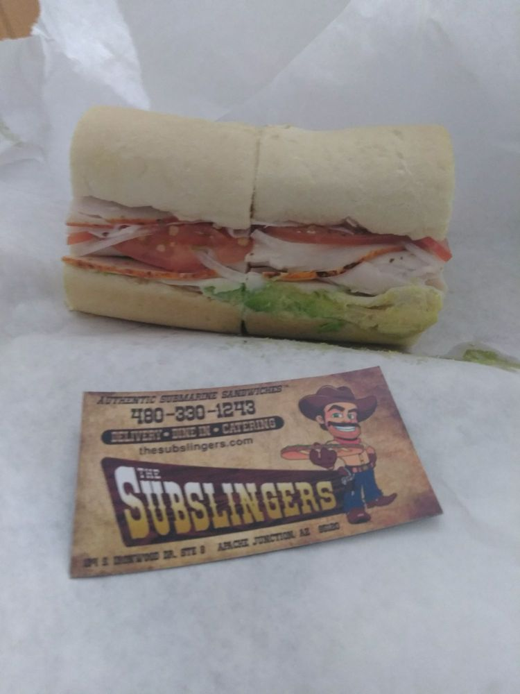 The Subslingers