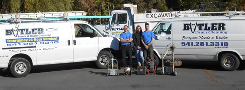 Butler Sewer & Drain Cleaning: 5842 Winter Ave, Klamath Falls, OR
