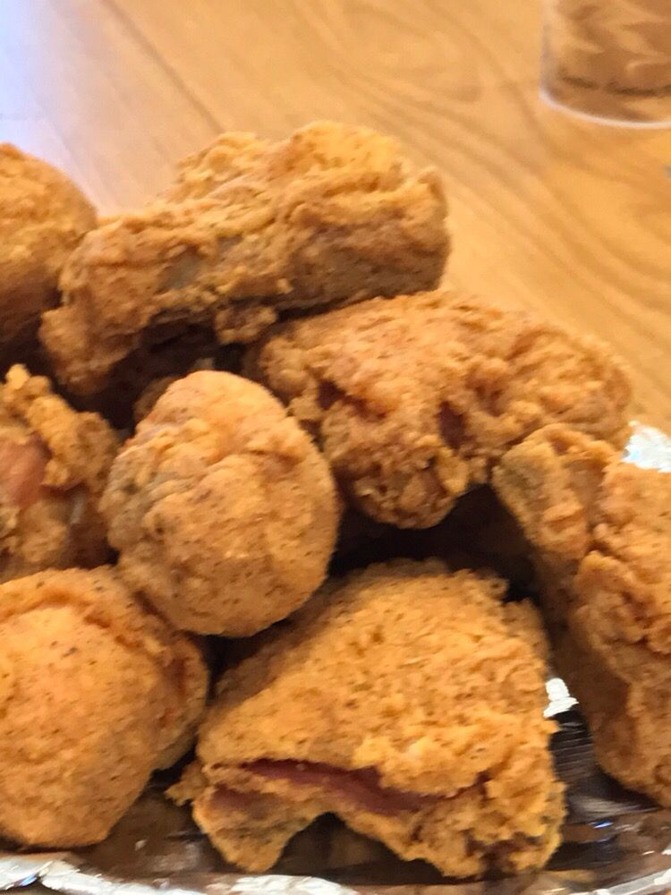 Krispy Krunchy Chicken: 1194 S Waterman Ave, San Bernardino, CA