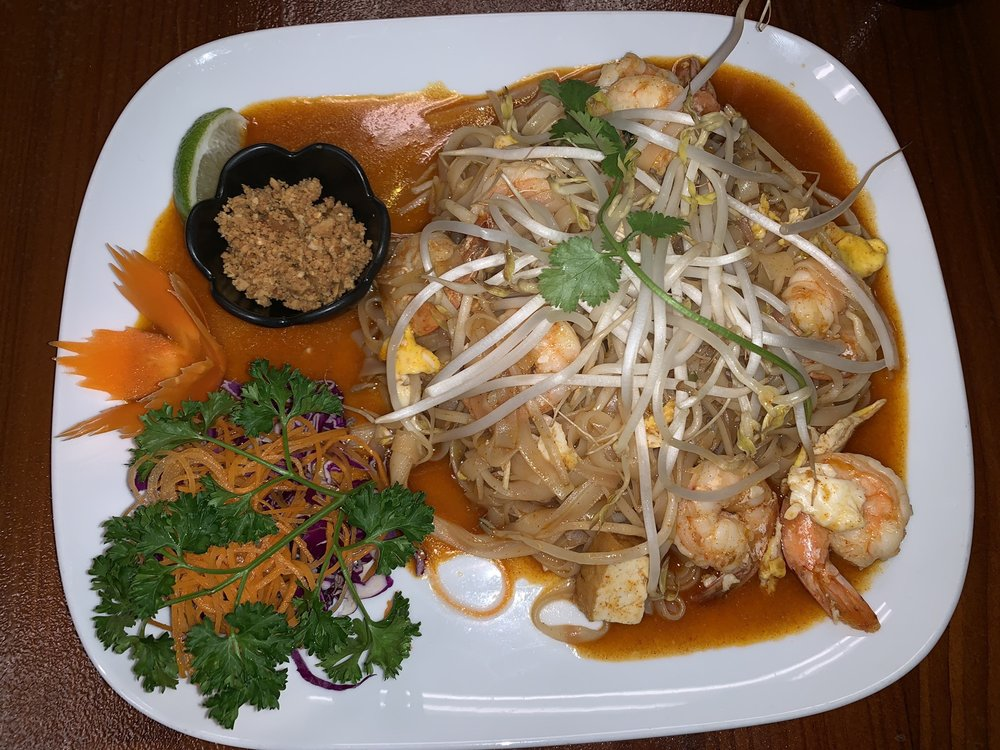 Lamai Ban Thai Kitchen: 4950 Carey Station Rd, Greensboro, GA