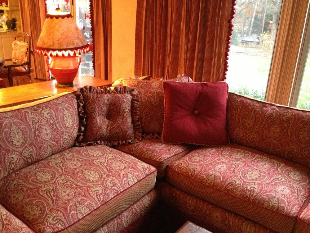 Margaret's Upholstering: 2080 Cass Lake Rd, Keego Harbor, MI