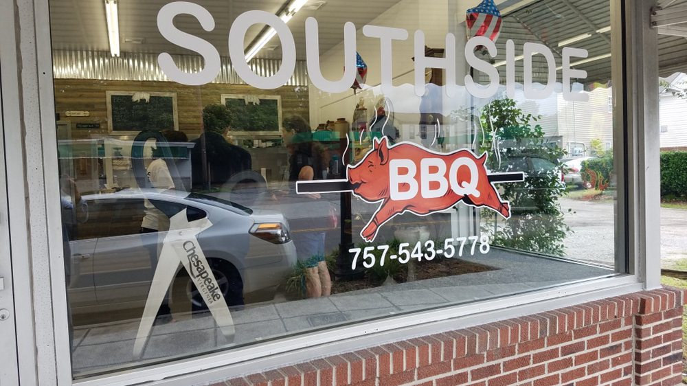 Southside BBQ & Catering: 1113 Poindexter St, Chesapeake, VA