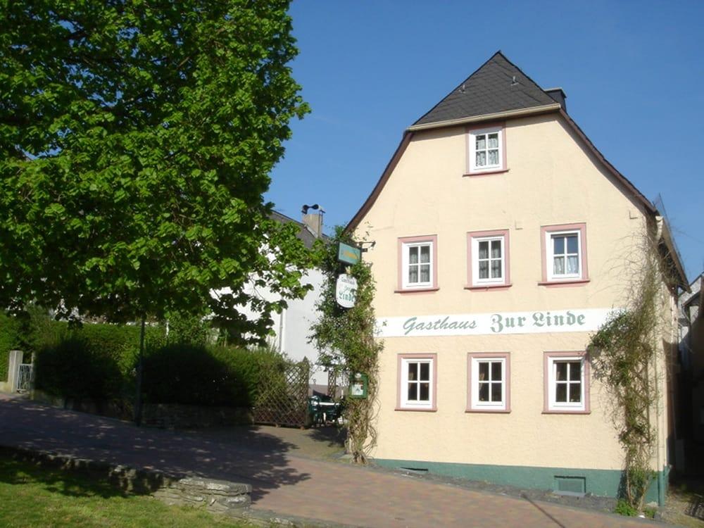 Gaststätte Zur Linde - Deutsch - Kirchweg 3, Lorch, Hessen ...