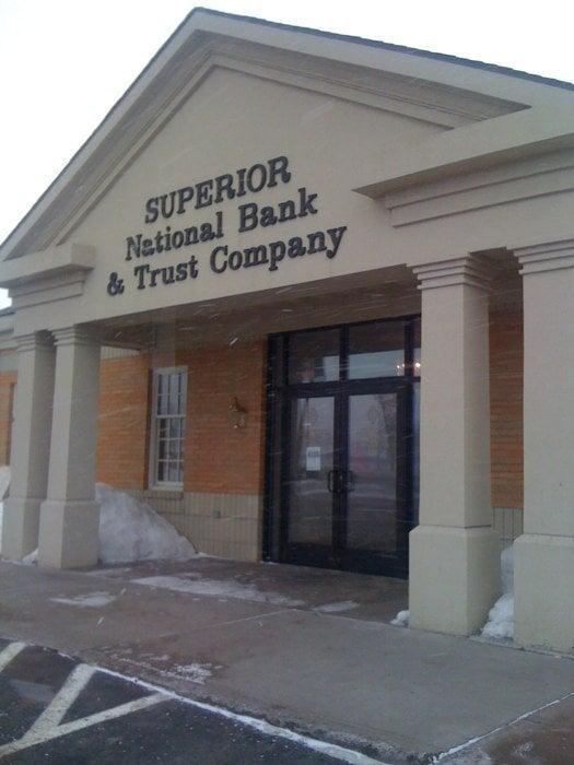 Superior National Bank & Trust: 56788 Station Dr,, Calumet, MI