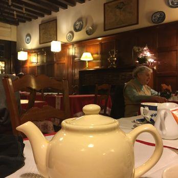 English Tea Rooms Near Me