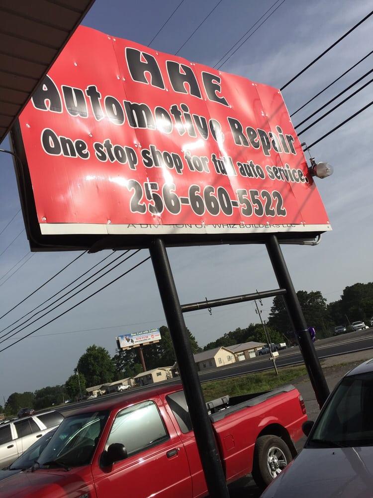 HHE Automotive Repair: 10537 US Hwy 431, Albertville, AL