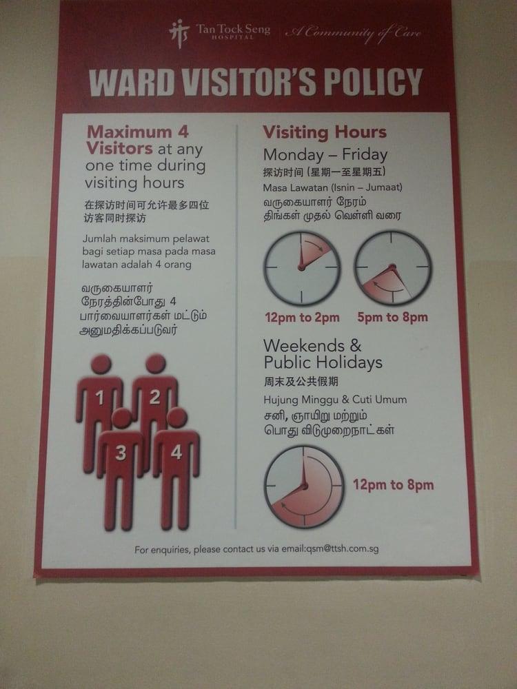 visiting hours and policy yelp rh yelp com sg CDC Tuberculosis Screening CDC Immunization