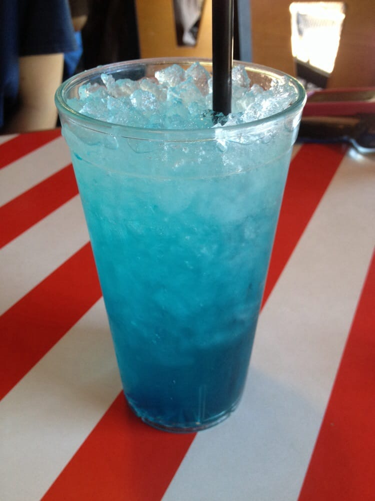 Blue Raspberry Slush So Good Mix Of Blue Raspberry