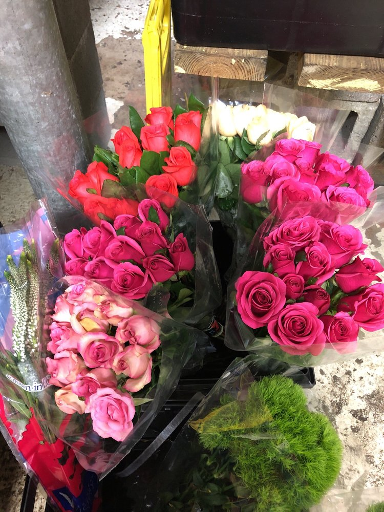 Greenleaf Wholesale Florists: 2112 Leeland St, Houston, TX