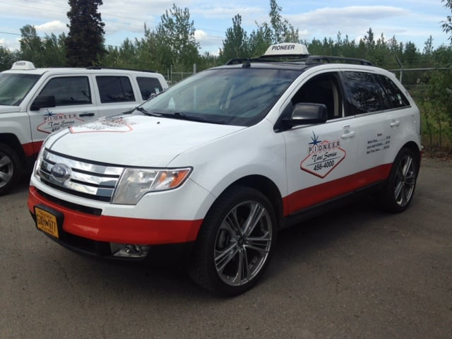Pioneer Taxi Service: 183 32nd Ave, Fairbanks, AK