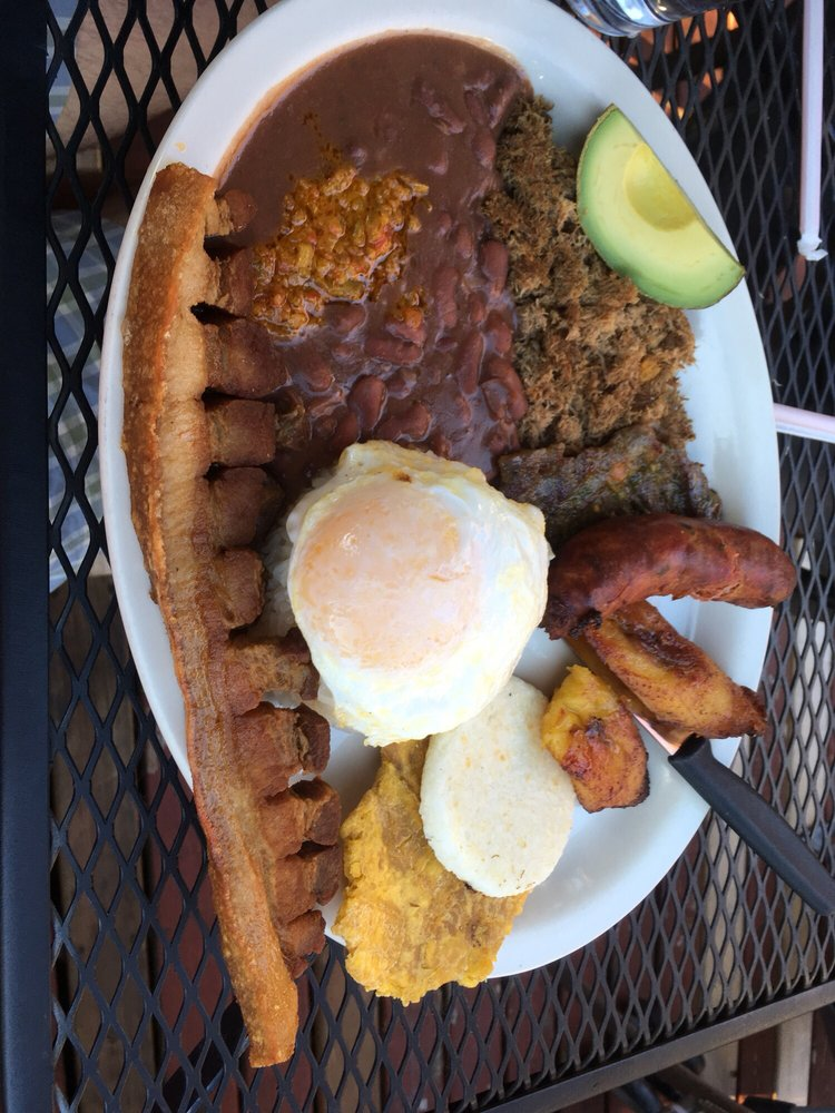 El Parche Colombiano: 23732 Bothell Everett Hwy, Bothell, WA