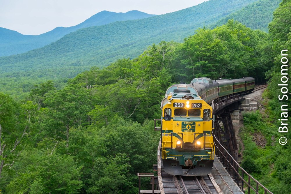 Conway Scenic Railroad: 38 Norcross Cir, North Conway, NH