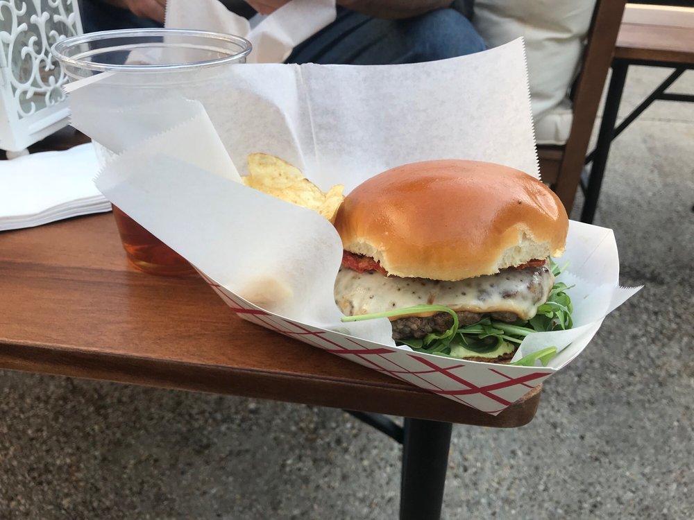 Melange Burger