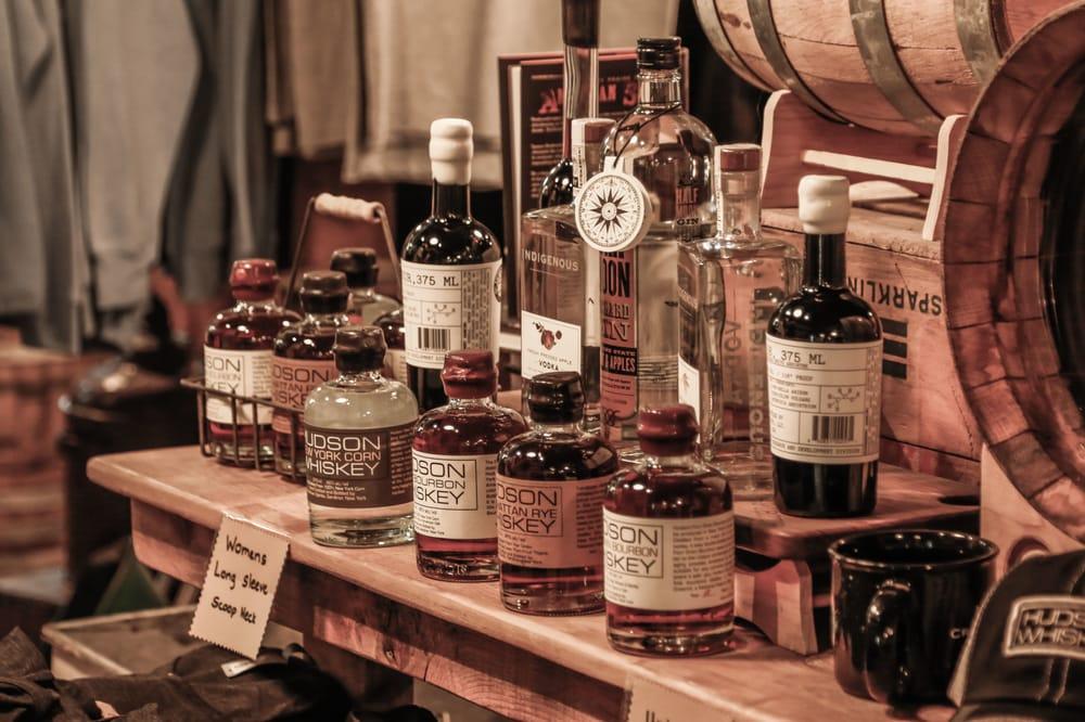 Tuthilltown Spirits Distillery: 14 Grist Mill Ln, Gardiner, NY