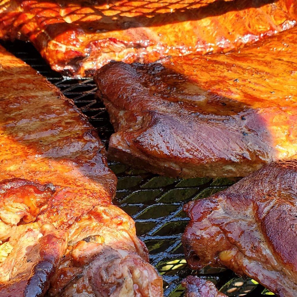 Uncle Tony's Backyard BBQ: 6550 South Orange Ave, Orlando, FL