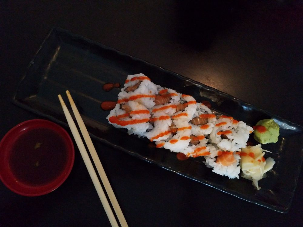 Hapa Japanese Cuisine: 13720 E 86th St N, Owasso, OK