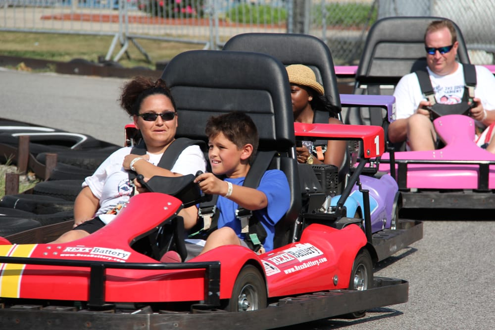 Knight's Action Park: 1700 Recreation Dr, Springfield, IL