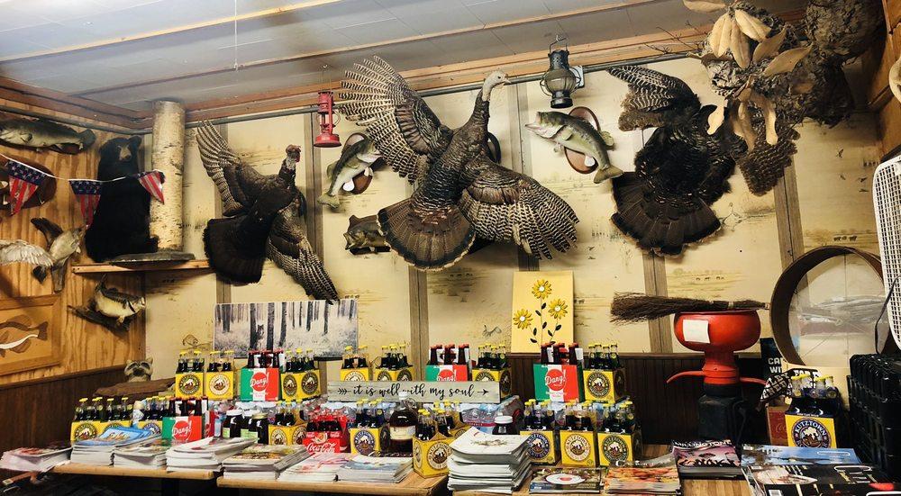 Shelby Forest General Store: 7729 Benjestown Rd, Millington, TN
