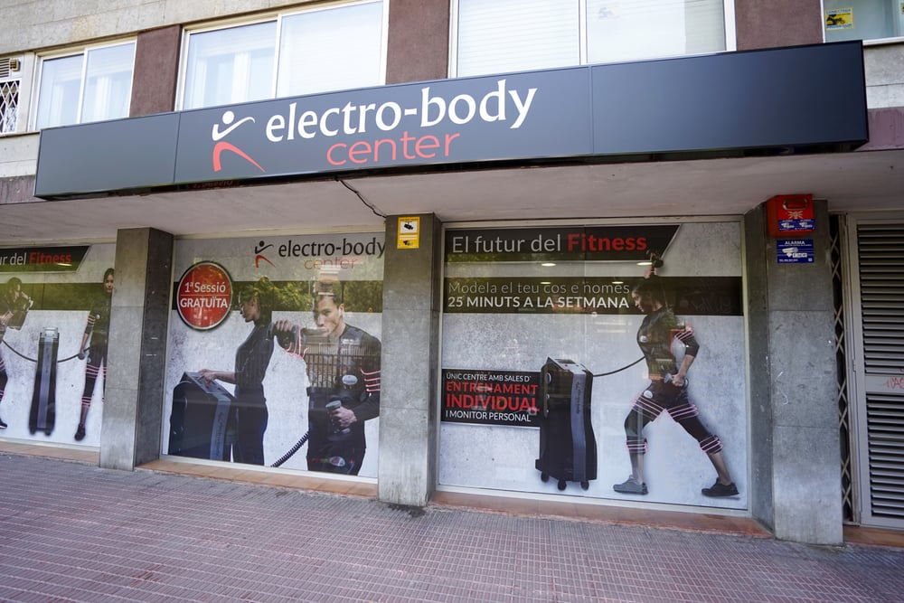 Electro-Body Center - 10 Fotos - Fitnessstudio - Travessera de les ...