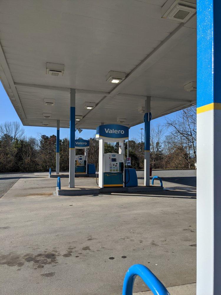 Shell: 400 S Center St, Hildebran, NC