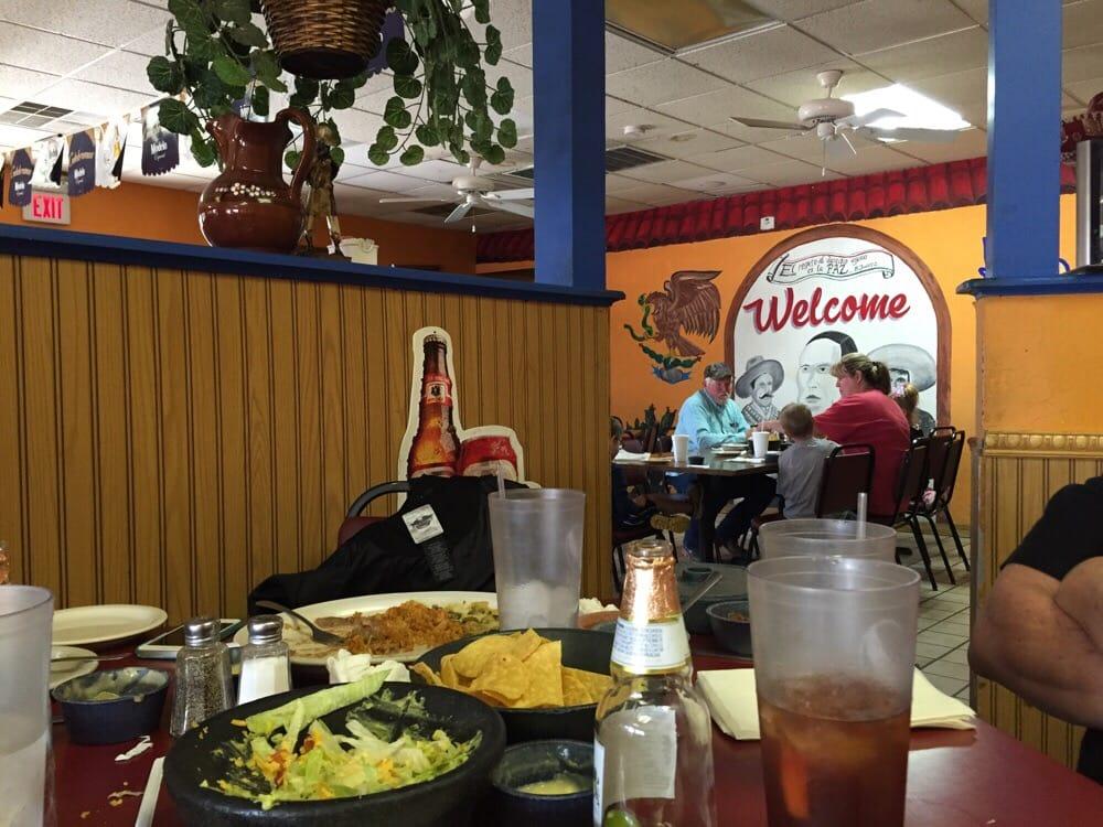 Abuelita's Mexican Restaurant: 2120 W Broadway Ave, Sulphur, OK