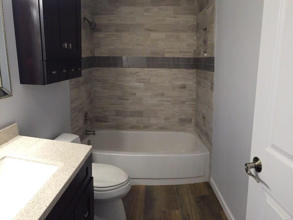 Guest bathroom remodel scottsdale shadows yelp for Bath remodel scottsdale