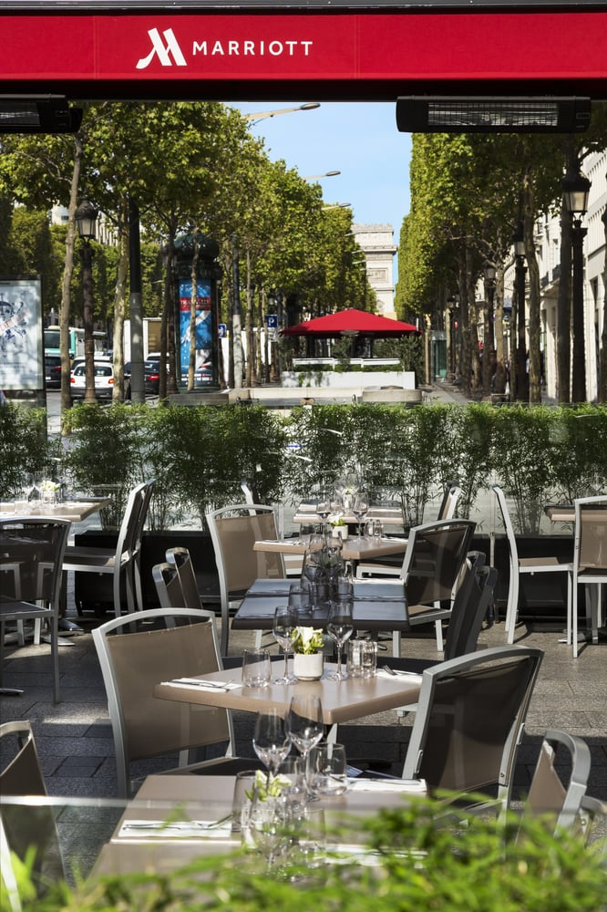 Photos For Paris Marriott Champs Elysées Hôtel