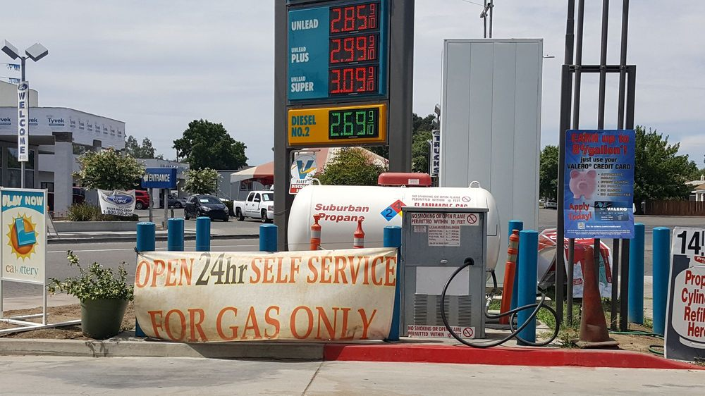 Valero - Gas Stations - 211 S Madera Ave, Madera, CA - Phone Number ...