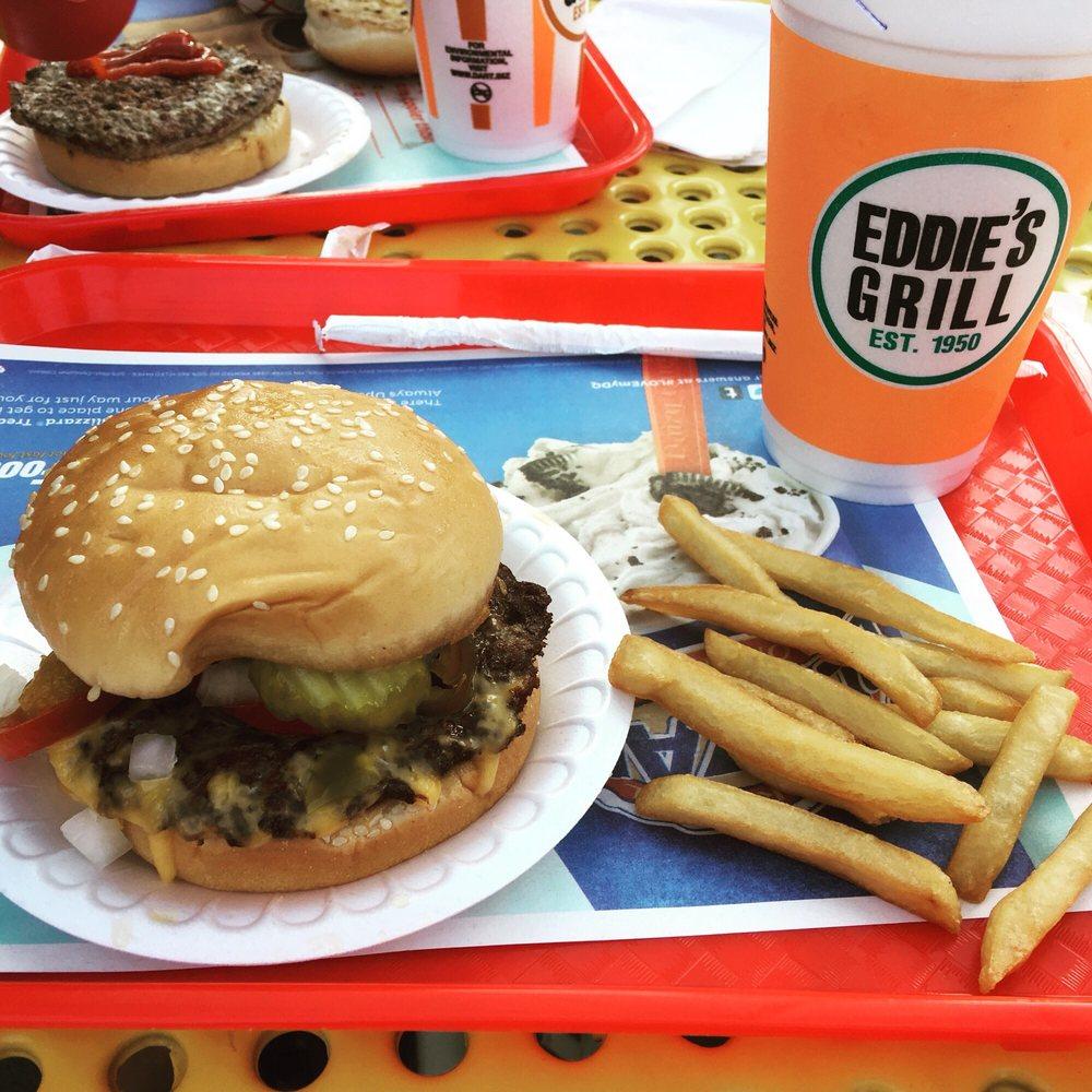 Eddie's Grill: 5377 Lake Rd E, Geneva, OH